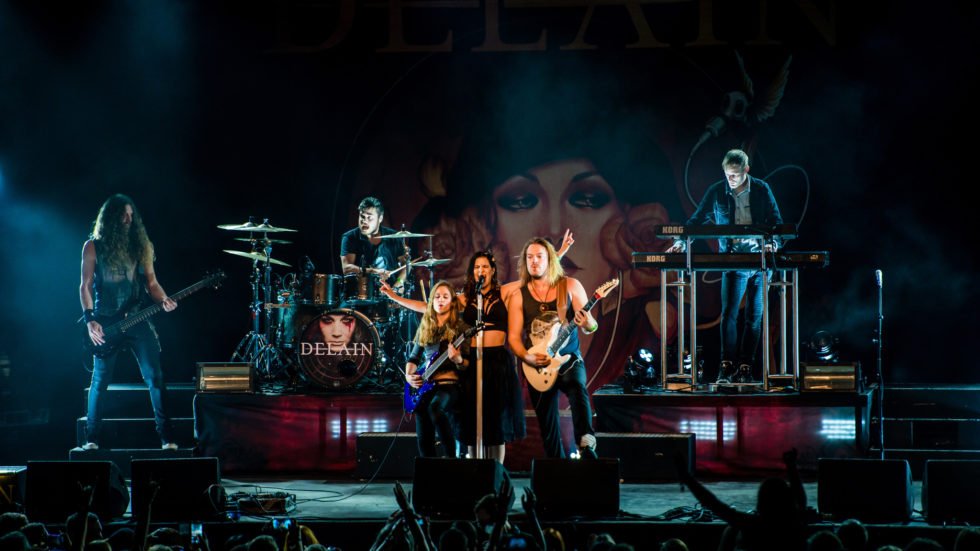 Delain, Amorphis and more