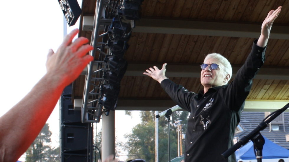 Dennis DeYoung and Night Ranger