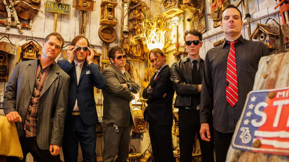 Electric Six and Kyle Shutt