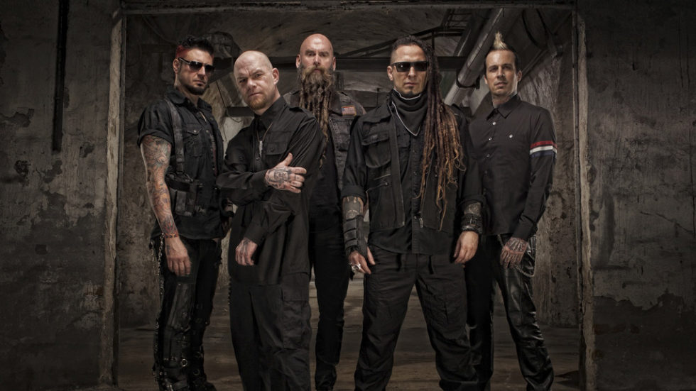Five Finger Death Punch and In This Moment