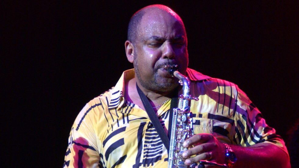 Gerald Albright and Selina Albright