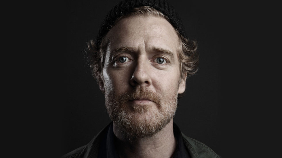 Glen Hansard and Diana DeMuth