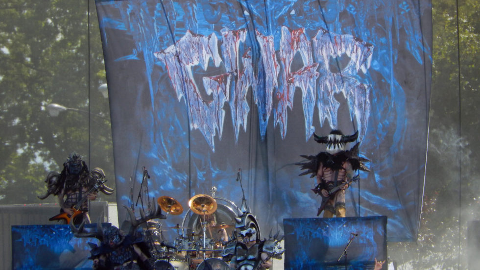 GWAR, Toxic Holocaust and more