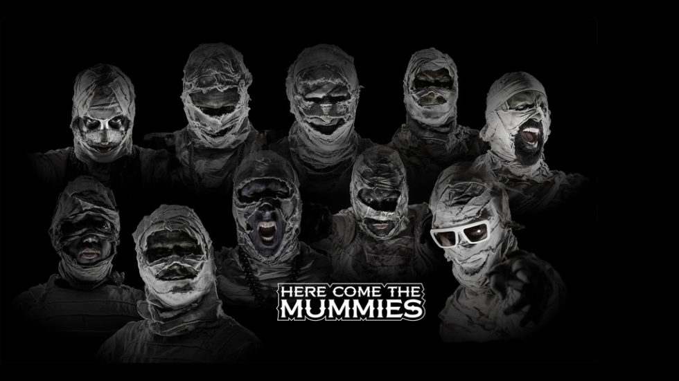 Here Come the Mummies and Sun Stereo