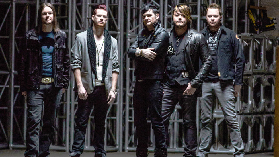 Hinder, American Sin and more