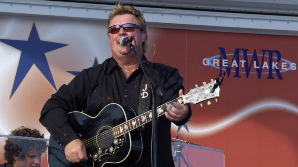 Joe Diffie and Sam Grow