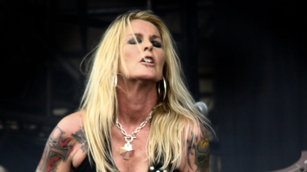 Lita Ford and Nordic Daughter
