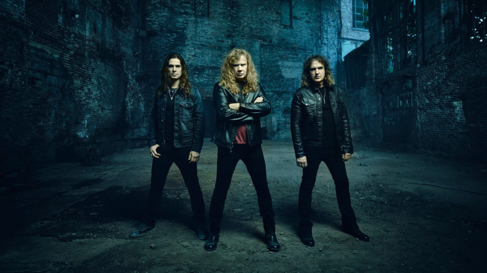 Megadeth, In Flames and more