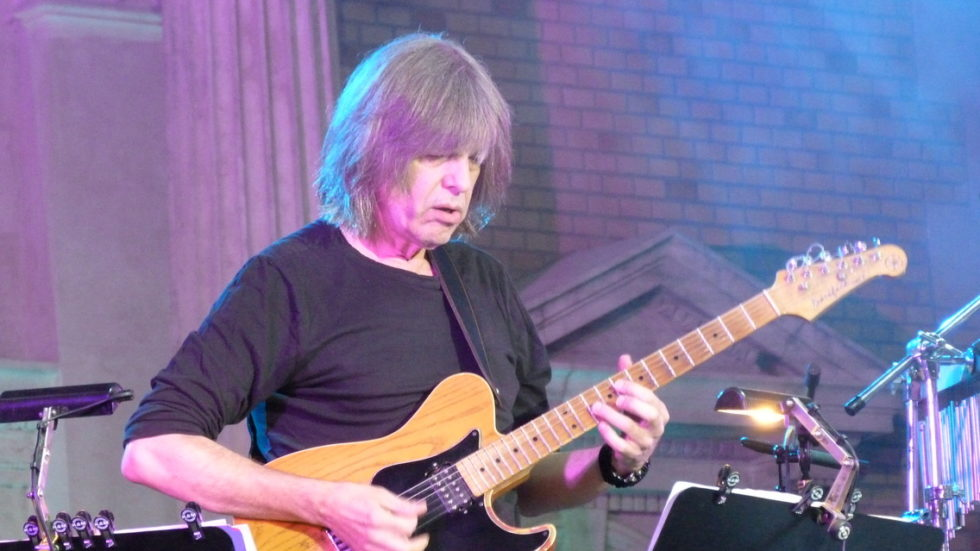Mike Stern and Bob Malach