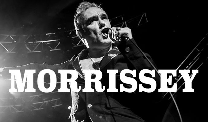 Morrissey and Interpol
