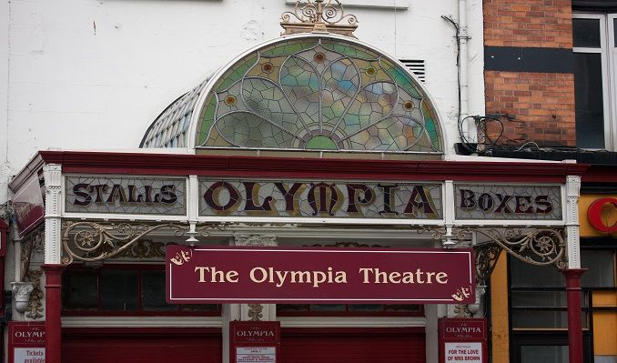 Olympia Theatre in Dublin, Ireland - Concerts, Tickets, Map, Directions