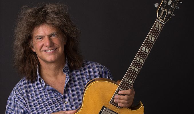 Pat Metheny and Davidson College Jazz Ensemble