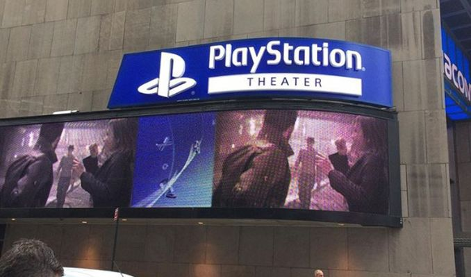 PlayStation Theater