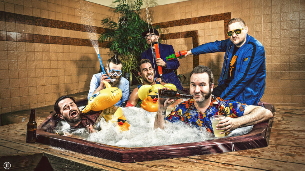 Reel Big Fish, Mest and more
