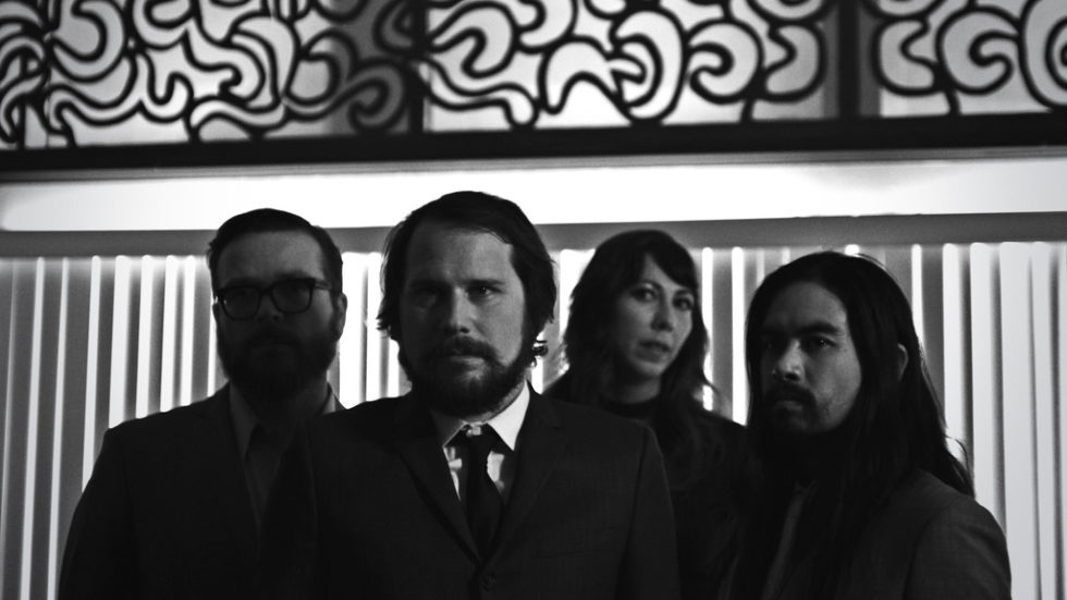 Silversun Pickups and I Don't Know How But They Found Me
