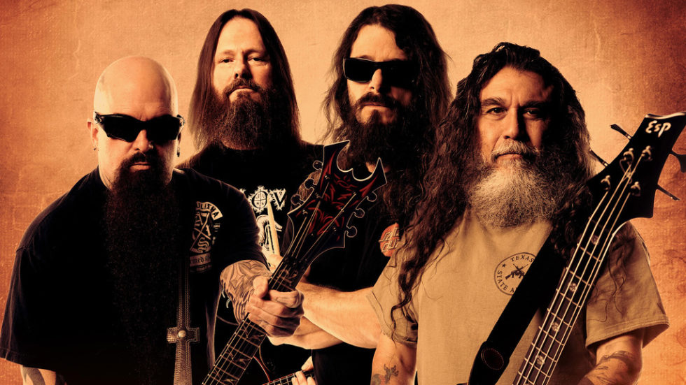 Slayer, Primus and more