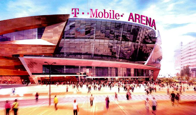 T Mobile Arena Shows Tickets Map Directions