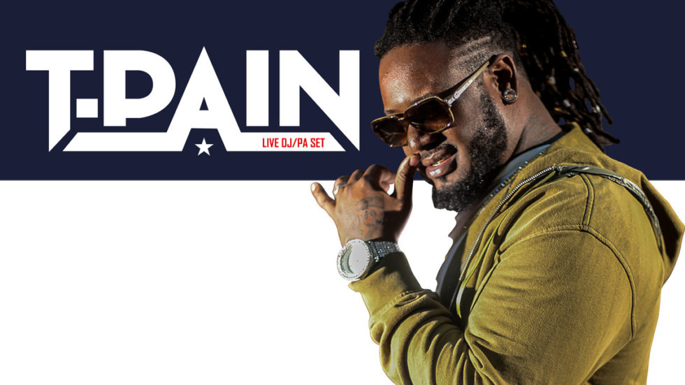 T-Pain and Levy Grey