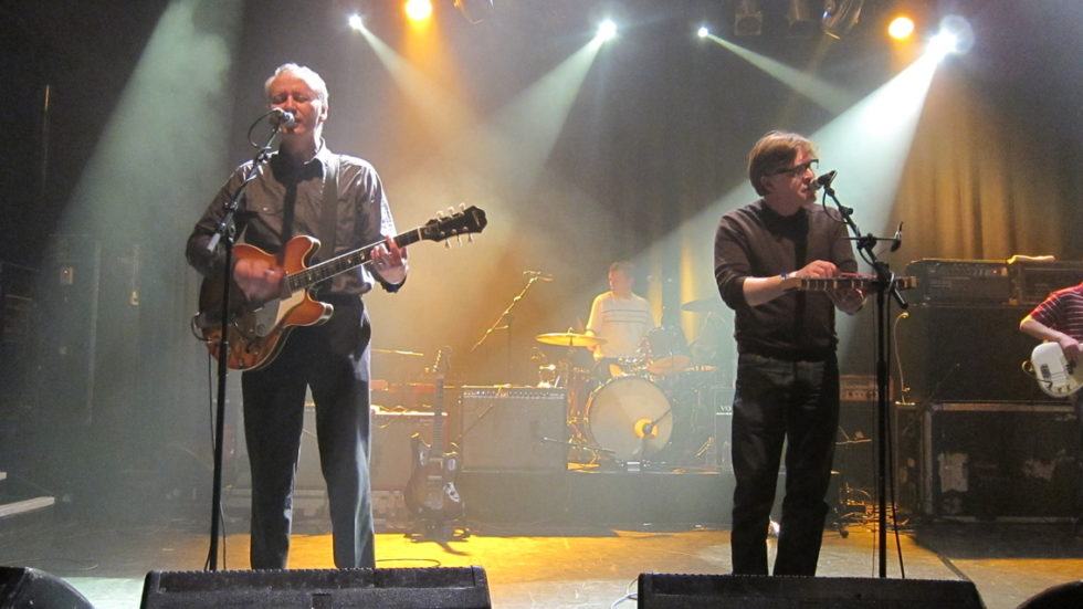Teenage Fanclub and The Love Language