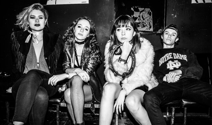 The Regrettes, Welles and more