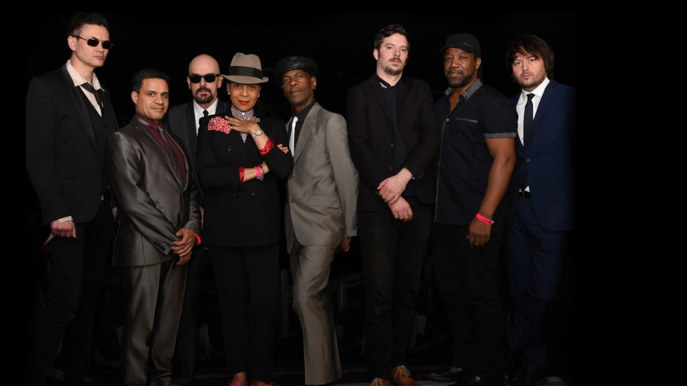 The Selecter and Unsteady