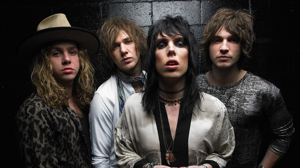 The Struts and DES ROCS