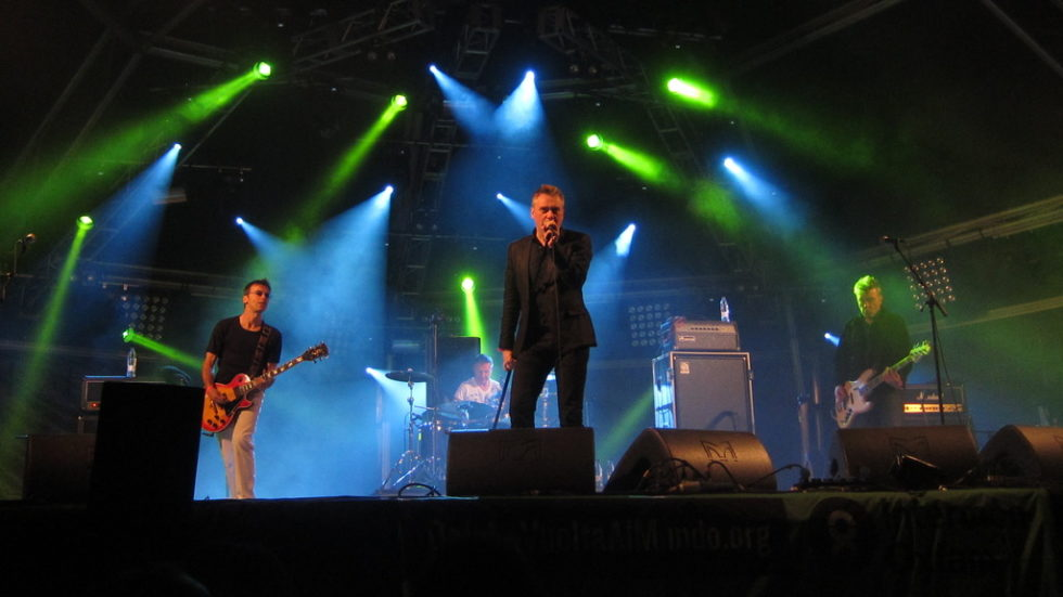 The Undertones and Dot Dash