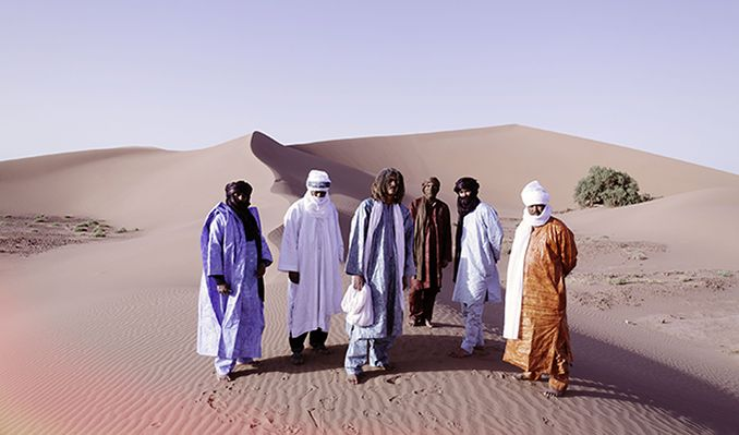Tinariwen and Lonnie Holley