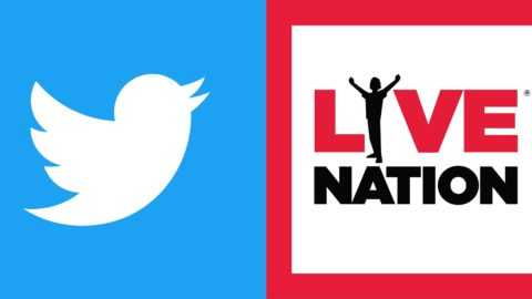 Twitter Teams With Live Nation For Live Concert Streams