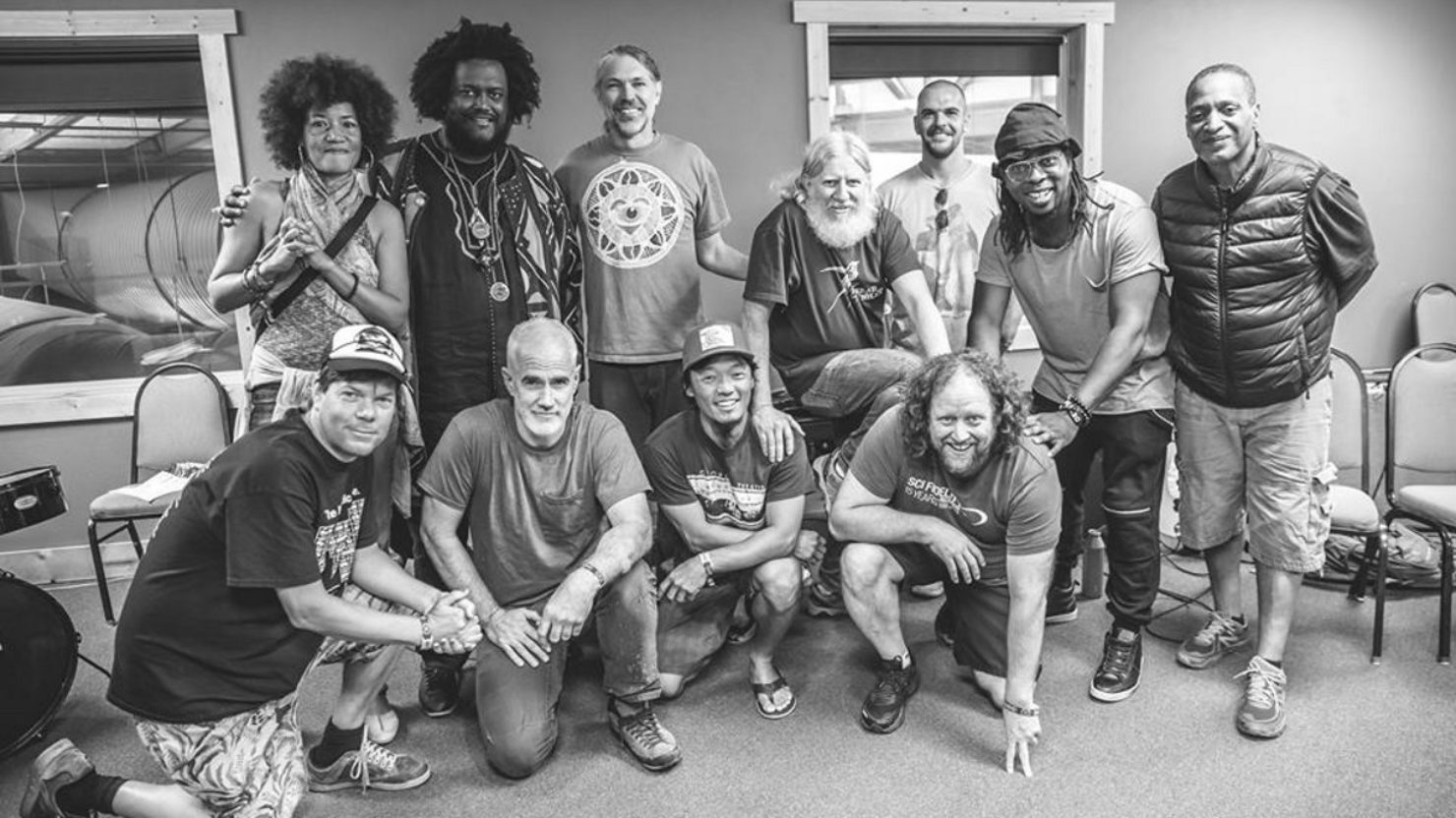 The String Cheese Incident Performs Guest-Filled Sound Lab Set At Electric Forest
