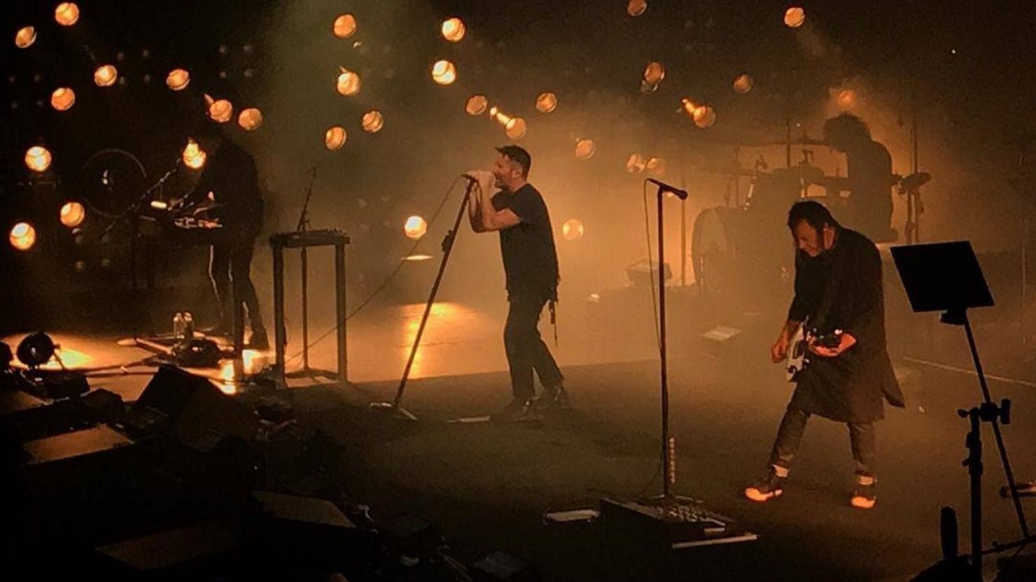 Nine Inch Nails Offers Live Debuts & David Bowie Tribute At First ...