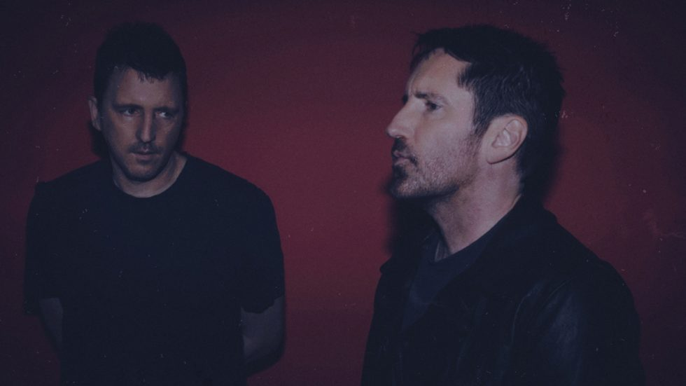 Nine Inch Nails and The Jesus and Mary Chain