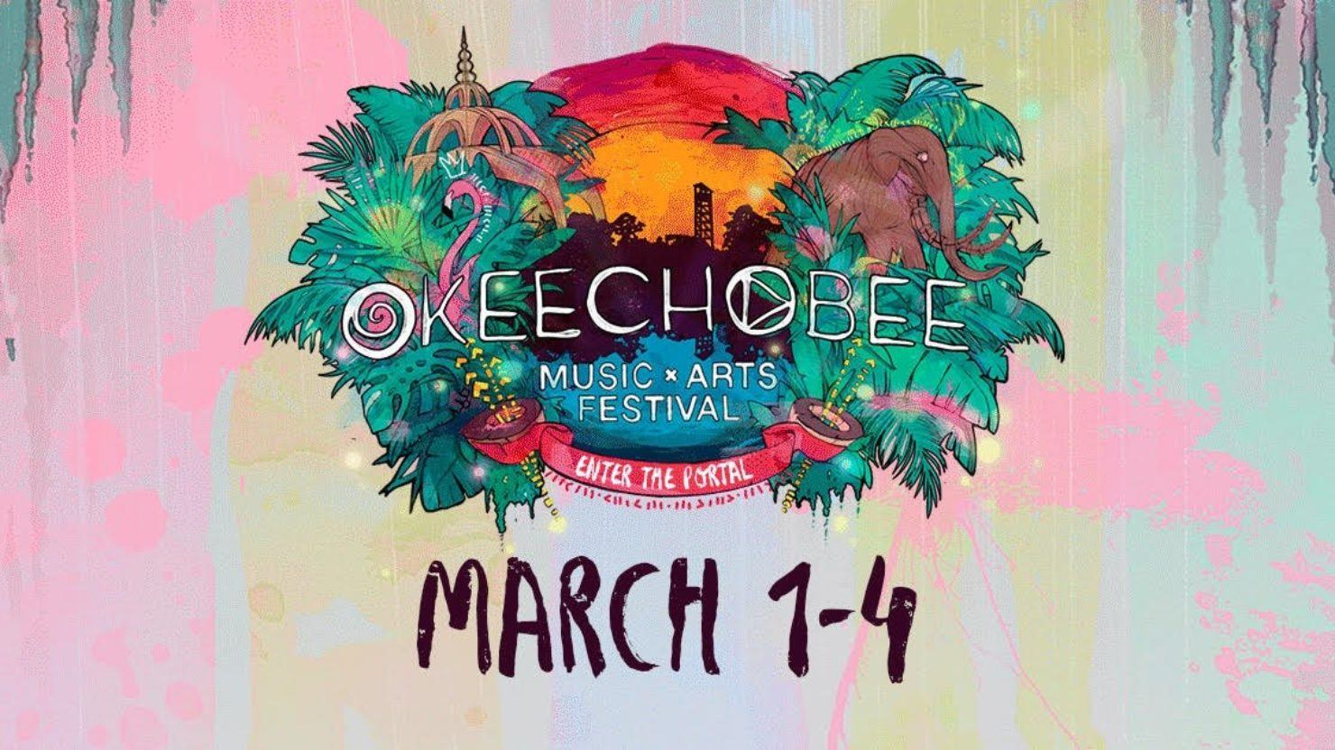 Okeechobee Music & Arts Festival Announces 2018 Dates
