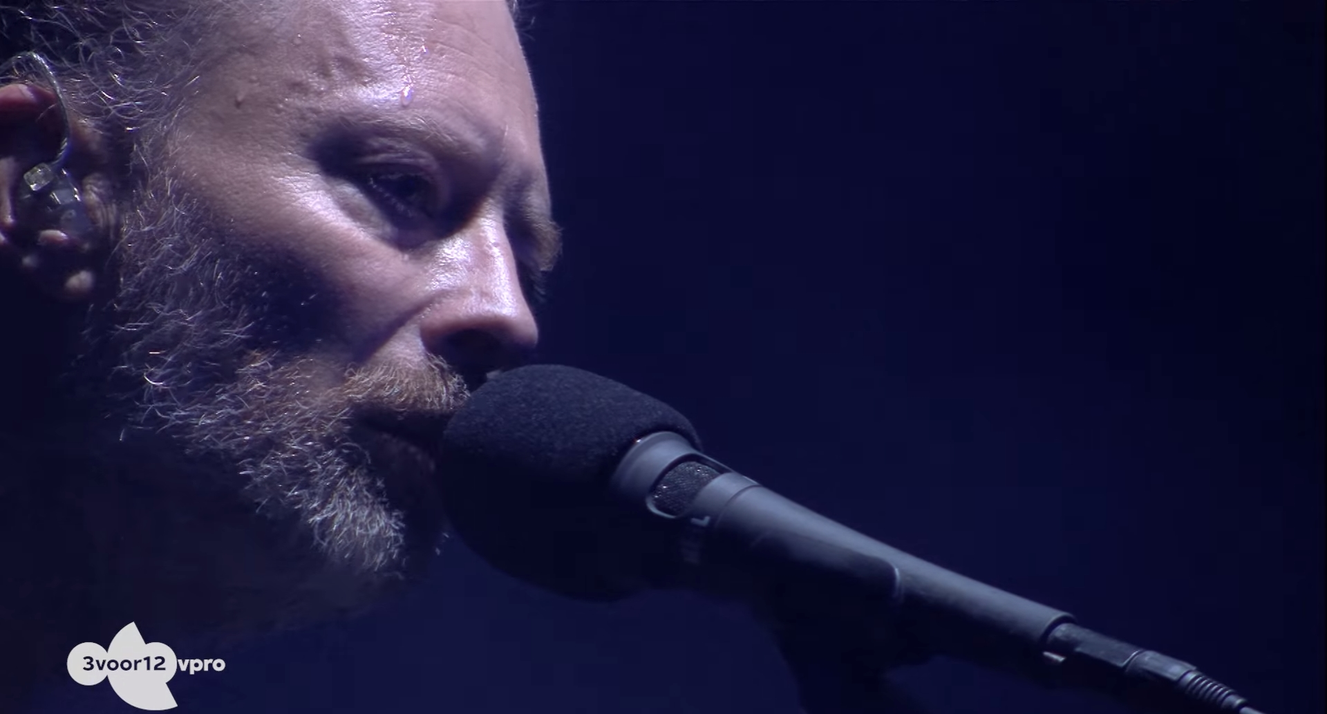 Pro Shot Full Show Video Radiohead Performs At Best Kept Secret 2017