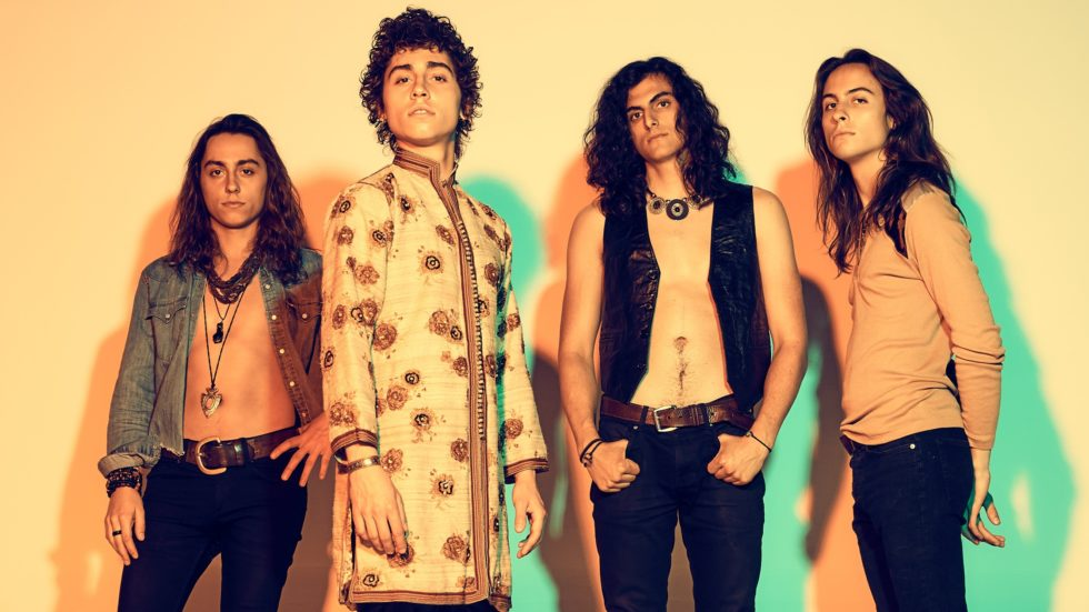 Greta Van Fleet and Shannon and the Clams