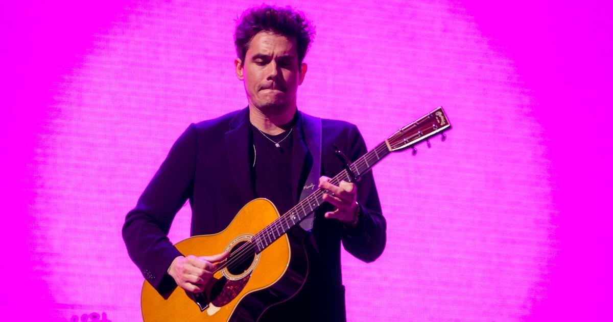 John Mayer Honors Glen Campbell In Nashville