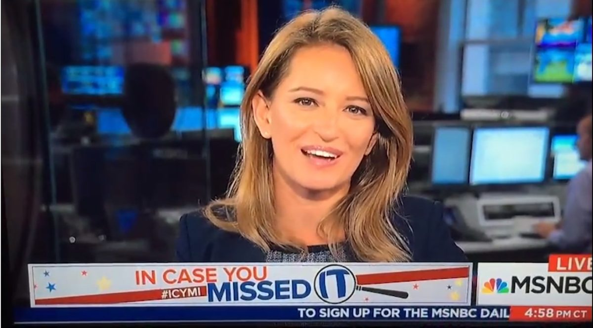 Msnbc Host Katy Tur Works More Than 10 Phish References Into Meet