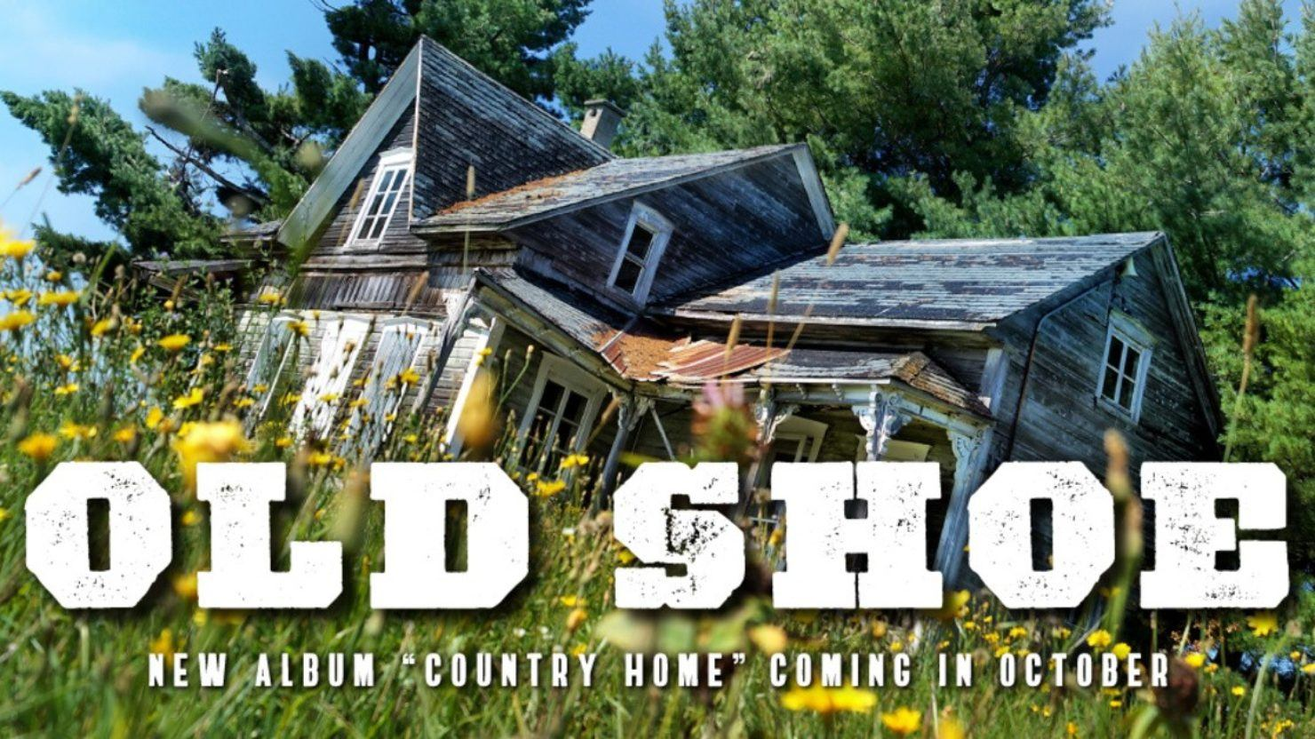 Old shoe announces new album country home shares single for Classic house albums