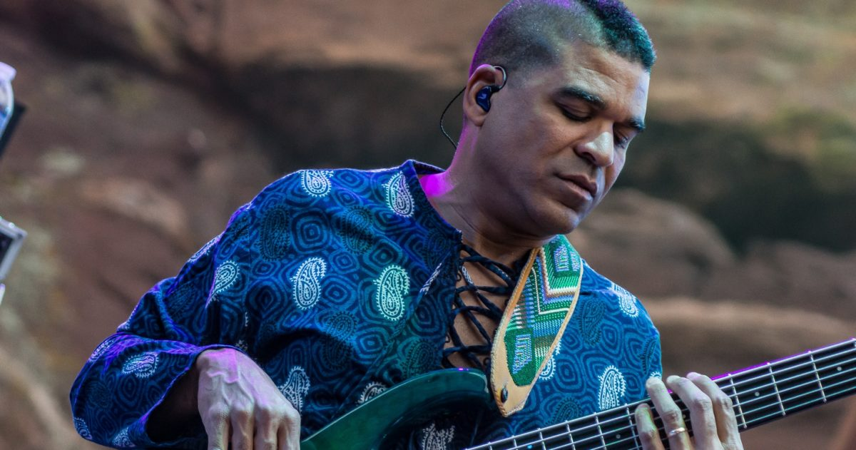 Oteil Burbridge J Williams Crop