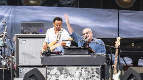 Steely Dan Donald Fagen Joe Russo Crop