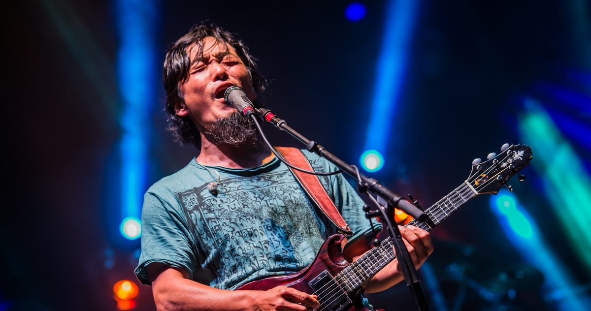 The String Cheese Incident Shares Travelogue 2018 Live Compilation