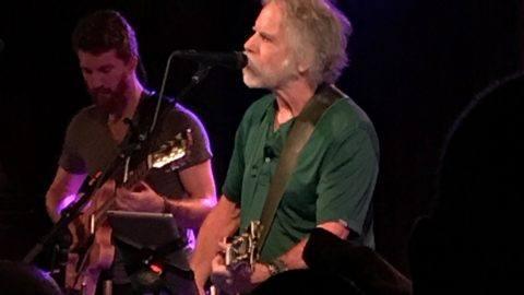 Bob Weir Guests With Phil Lesh & The Terrapin Family Band At Lockn' Warmup