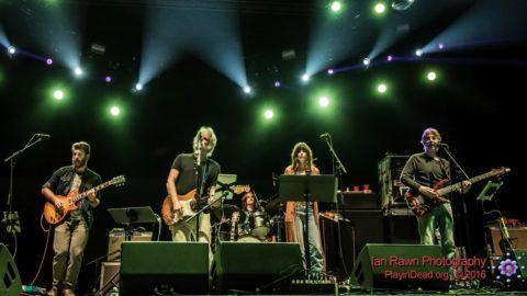 9bb41a710482 Pro-Shot Video  Phil Lesh, Bob Weir, Nicki Bluhm   TXR Band Perform   Terrapin Station Suite