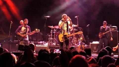The Revivalists Honor Bruce Springsteen In Asbury Park