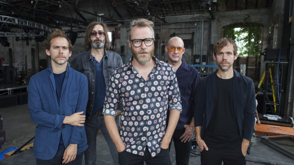The National and Courtney Barnett