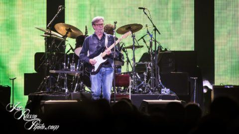 Eric Clapton Royal Albert Hall 2019