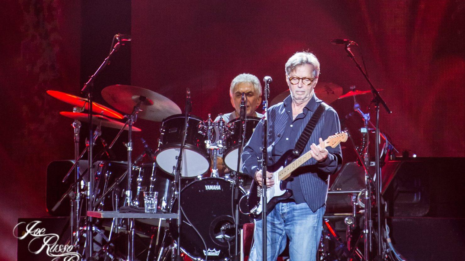 50 Years Of Slowhand Eric Clapton At Madison Square Garden Photos Videos