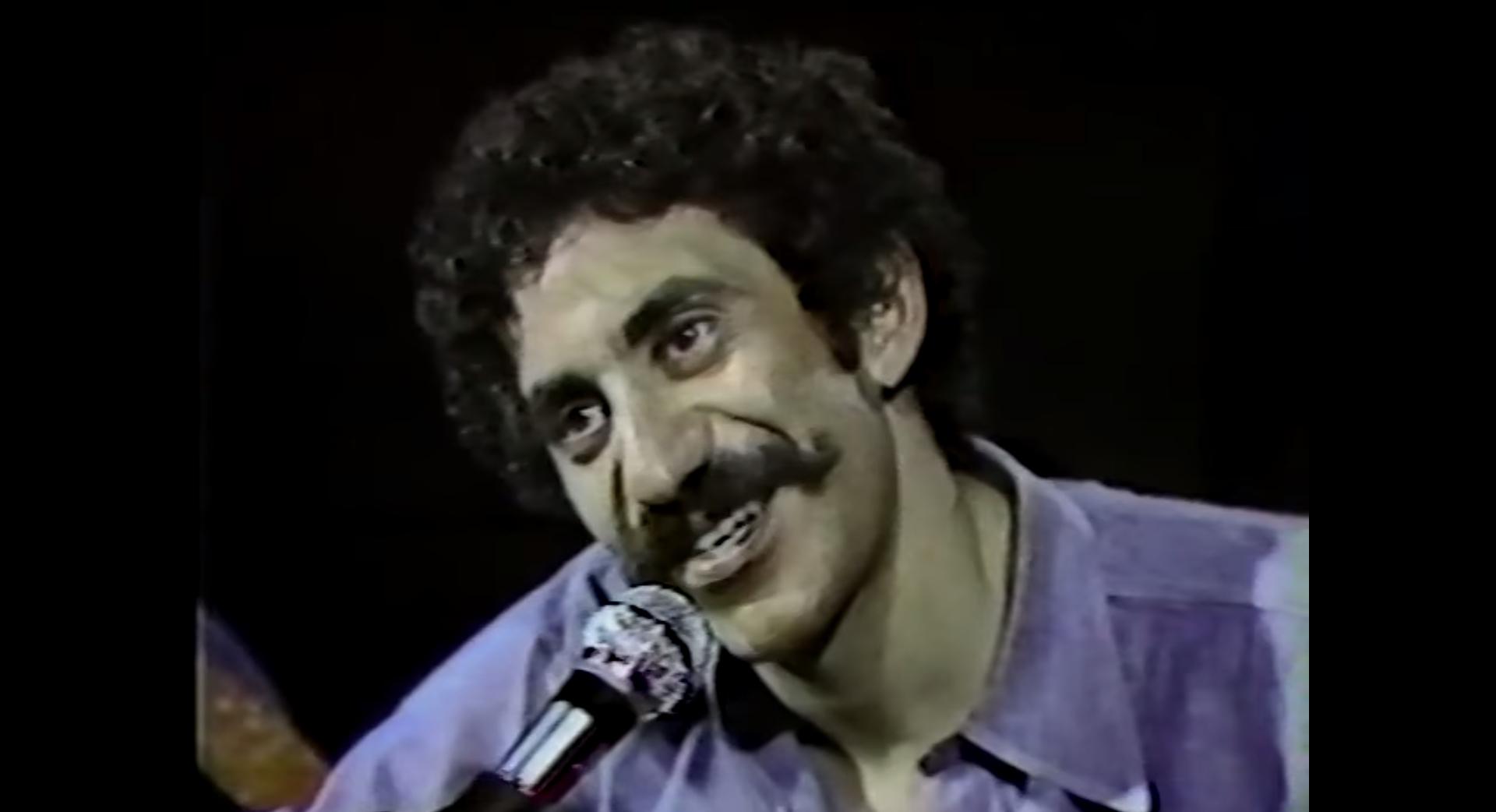 Remembering Jim Croce: Performing 1973 VTN Free Concert