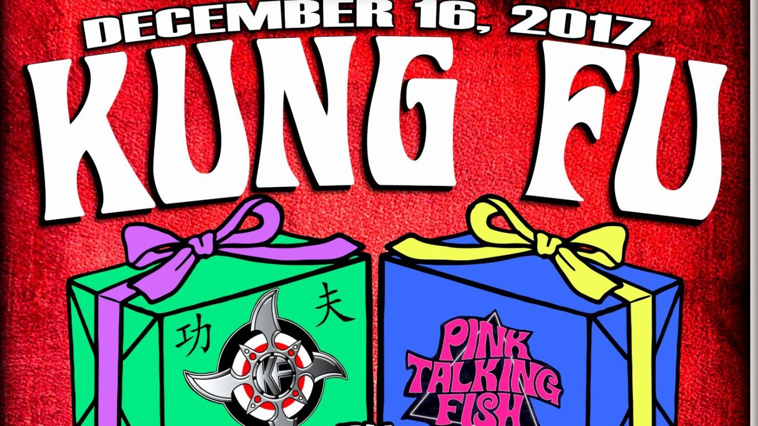 2017 Toys For Tots : Kung fu announces toys for tots event