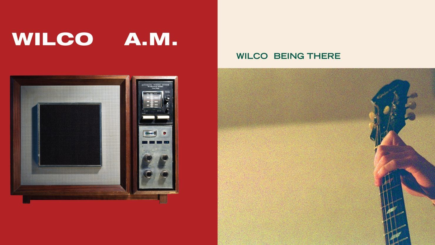 Wilco Announces Deluxe Editions Of A M Amp Being There